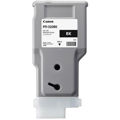 Canon 2890C001 PFI-320BK Black Ink Cartridge (300ml)