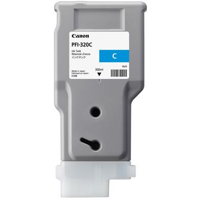 Canon 2891C001 PFI-320C Cyan Ink Cartridge (300ml)