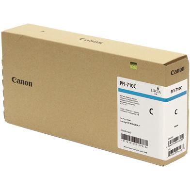 Canon PFI-710C Cyan Ink Cartridge (700ml)