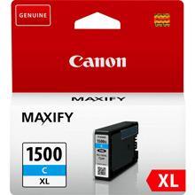 Canon PGI-1500XL Cyan Ink Cartridge (1020 Pages)