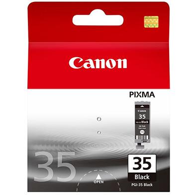 Canon 1509B001 PGI-35 Black Ink Cartridge (191 Pages)