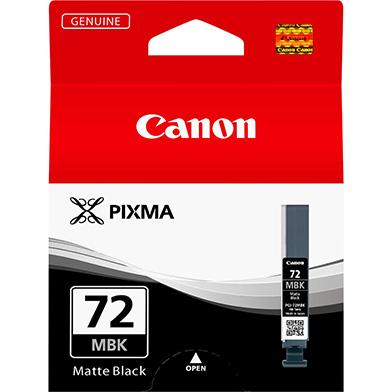 Canon PGI-72MBK Matte Black Ink Cartridge (202 Photos)