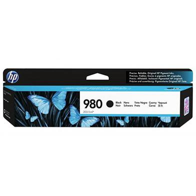 HP D8J10A 980 Black Ink Cartridge (10,000 pages)