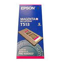 Epson Magenta T513 Ink Cartridge (500ml)