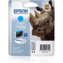 Epson Cyan T1002 Ink Cartridge (11.1ml)