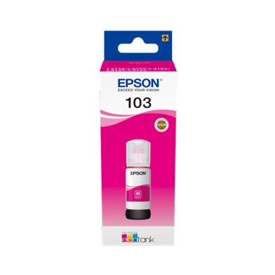 Epson 103 Magenta Ink Bottle (7,500 Pages)