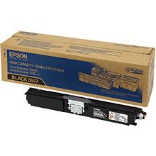 Epson Black Toner Cartridge (2,700 Pages)