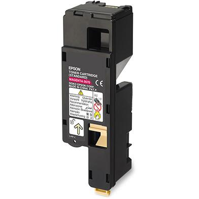 Epson Magenta Toner Cartridge (700 Pages)