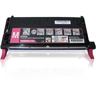 Epson Magenta Toner Cartridge High Capacity (6,000 Pages)