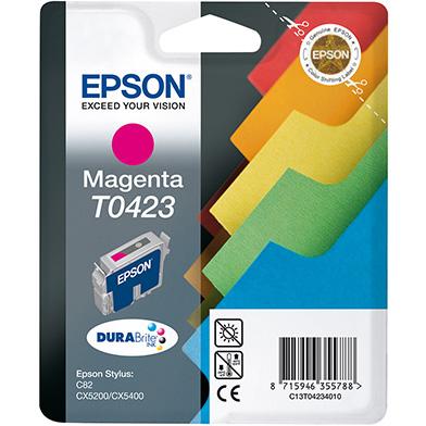 Epson Magenta T0423 Ink Cartridge (16ml)