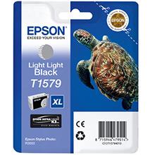 Epson Light Light Black T1579 Ink Cartridge (25.9ml)