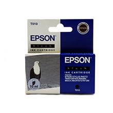 Epson Black T010 Ink Cartridge (10ml)