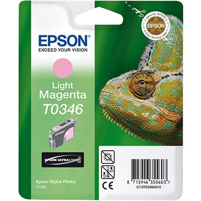 Epson Light Magenta T0346 Ink Cartridge (17ml)