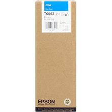 Epson Cyan T6062 Ink Cartridge (220ml)