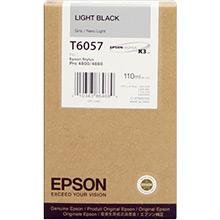 Epson Light Black T6057 Ink Cartridge (110ml)