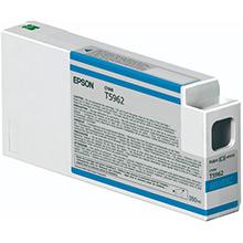 Epson Cyan T5962 Ink Cartridge (350ml)