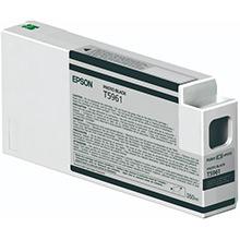 Epson Photo Black T5961 Ink Cartridge (350ml)