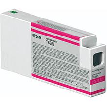 Epson Vivid Magenta T6363 Ink Cartridge (700ml)