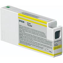 Epson Yellow T6364 Ink Cartridge (700ml)