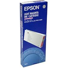 Epson Light Magenta T411 Ink Cartridge (220ml)
