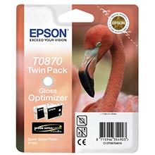 Epson Gloss Optimiser Twin Pack (2 x 11ml)