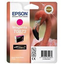Epson Magenta T0873 Ink Cartridge (11ml)