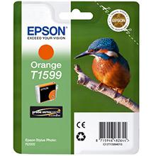 Epson T1599 Orange Ink Cartridge (17ml)