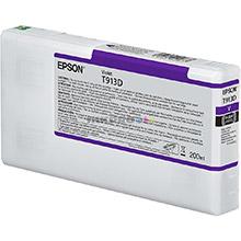 Epson T913D Violet Ink Cartridge (200ml)