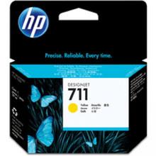 HP 711 Yellow Ink Cartridge (29ml)
