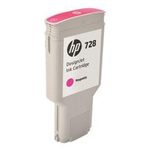HP 728 Magenta Ink Cartridge (300ml)