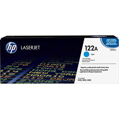 HP Q3961A 122A Cyan Cartridge High Yield (4,000 pages)