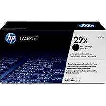 HP 29X Black Toner Cartridge (10,000 pages)
