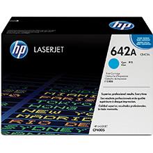HP 642A Cyan Print Cartridge (7,500 pages)
