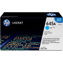 HP 645A Cyan Print Cartridge (12,000 pages)