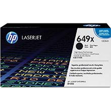 HP 649X Hi-Cap Black Toner Cartridge (17,000 pages)