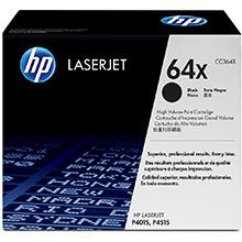HP 64X Black Print Cartridge (24,000 pages)