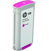 HP 728 Magenta Ink Cartridge (130ml)