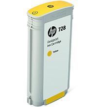 HP 728 Yellow Ink Cartridge (130ml)