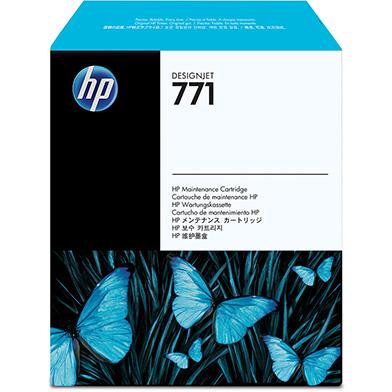 HP CH644A 771 DesignJet Maintenance Cartridge