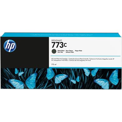 HP 773C Matte Black Ink Cartridge (775ml)