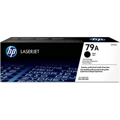 HP CF279A 79A Black Toner Cartridge (1,000 Pages)