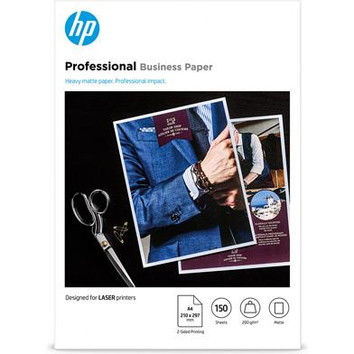 HP Laser Professional Business Paper - 200gsm (150 Sheets / A4 / Matte)