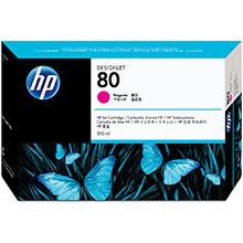 HP No.80 Magenta Ink Cartridge 350ml