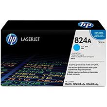 HP 824A Cyan Colour LaserJet Imaging Drum (Yield 35,000)