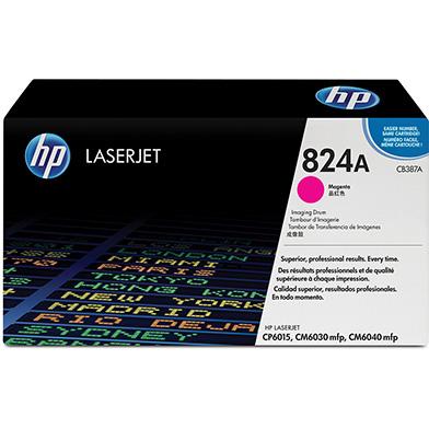 HP CB387A 824A Magenta Colour LaserJet Imaging Drum (Yield 35,000)