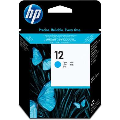 HP C5024A No.12 Cyan Printhead