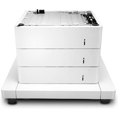HP LaserJet 3 x 550-Sheet Paper Feeder with Cabinet