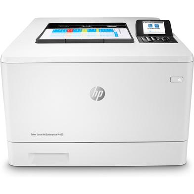 HP Color LaserJet Enterprise M455dn + Black Toner Cartridge (2,400 Pages)