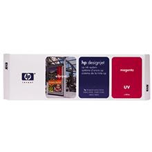 HP Magenta UV Ink Cartridge (410ml)