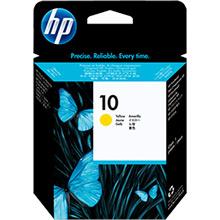 HP No.10 Yellow Printhead Cartridge